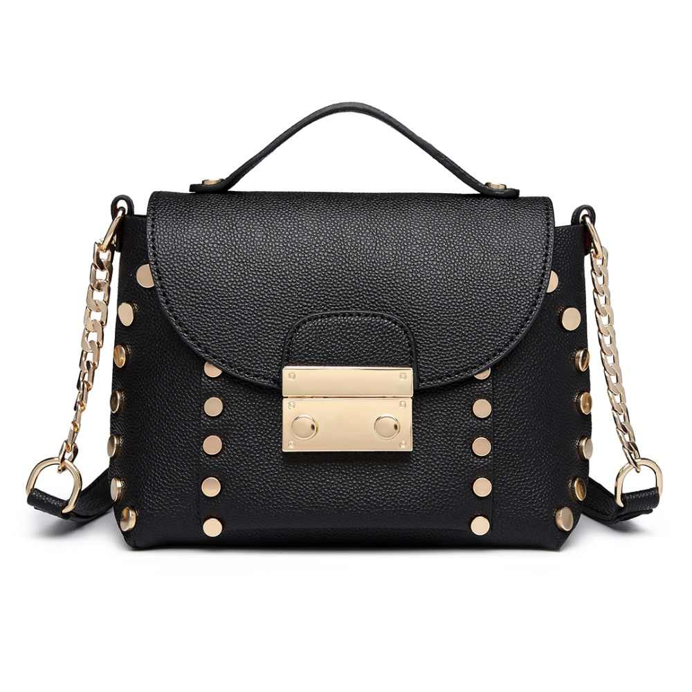 7a9eb0ff7016 Miss Lulu Women Designer Cross Body Bags High Quality PU Leather Messenger  Shoulder Bag Ladies Fashion