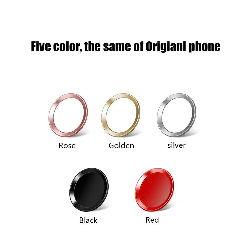 Barmaq tanıma funksiyası olan iPhone 8 7 6 6s Plus 5 5s üçün - Cib telefonu aksesuarları və hissələri - Fotoqrafiya 4