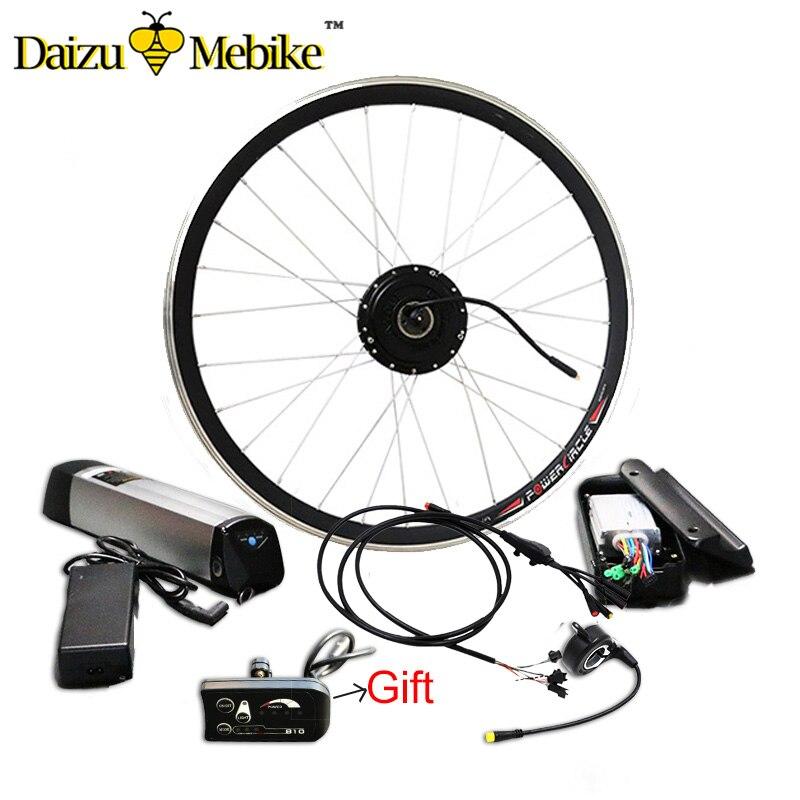 Best Price $217 Electric Bike Kit 36V 250W 500W ebike