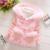 2017 Otoño y El invierno de la moda chaqueta Del algodón Del Bebé, añadir lana chaqueta de algodón caliente Del Bebé, incluso la tapa Del Bebé abrigo de algodón