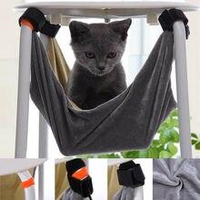 Съемные подвесные мягкие клетки для кроватей котенок кошка гамак для стула котенок крыса
