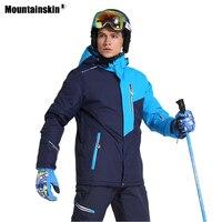 Mountainskin Men Winter Inner Fleece Jacket Outdoor Sport Warm Snowboard Hiking Camping Trekking Skiing Thick Male Jackets VA453|Hiking Jackets|Sports & Entertainment -