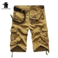 En gros Hot Hommes de Shorts Cargo Designer D'été Camouflage Haute Qualité Plus Taille Coton Casual Pantalon Court Hommes Shorts de Plage