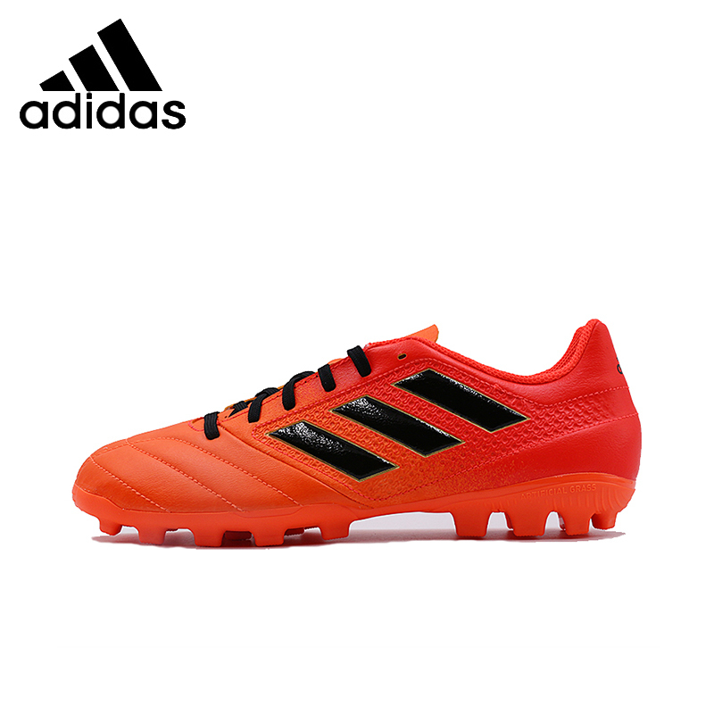ADIDAS Original New Arrival Mens Sneakers Football Shoes ACE 17.4AG Short Nails Comfortable Outdoor For Men#BY2208 peak sport men outdoor bas basketball shoes medium cut breathable comfortable revolve tech sneakers athletic training boots