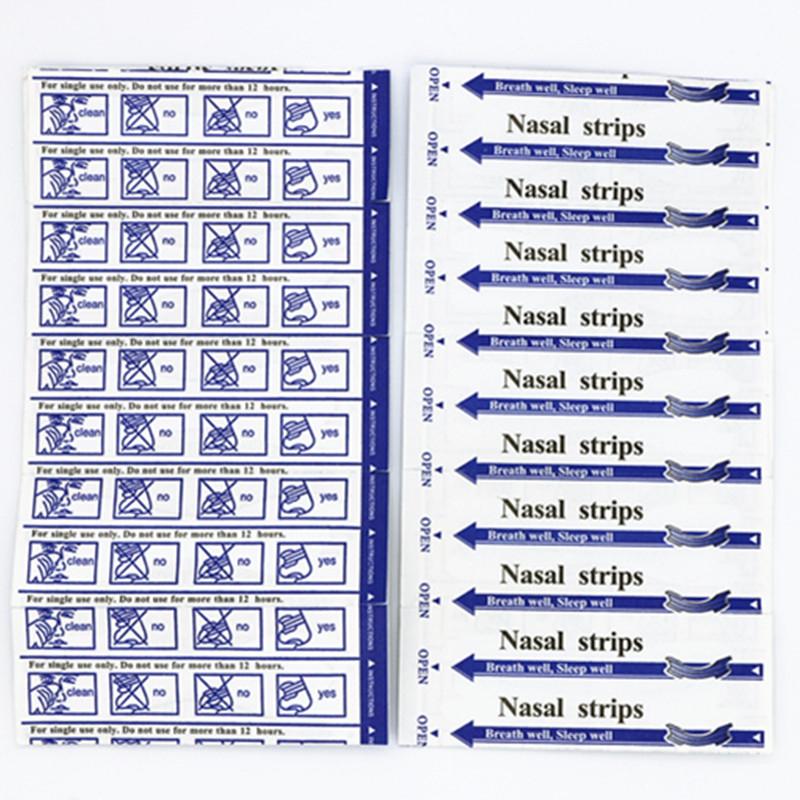 breath nasal strips