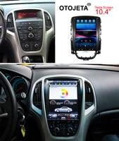 Otojeta vertical screen tesla quad core 32gb rom Android 7.1 Car Multimedia GPS Radio player for opel astra J cd300 cd400 2010