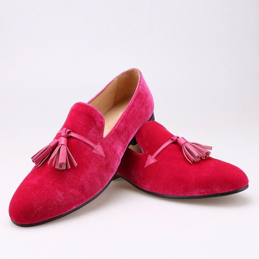 Mocassins Hommes Cuir Printemps Ete Plat Chaussures FXG-XZ079Jaune42 Z3tNFXK