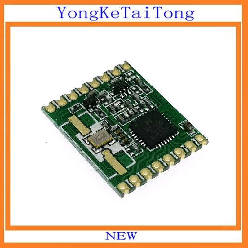 1 pcs/lot RFM69HW 20dBm 433 mhz 868 mhz 915 mhz RFM69 RFM69H