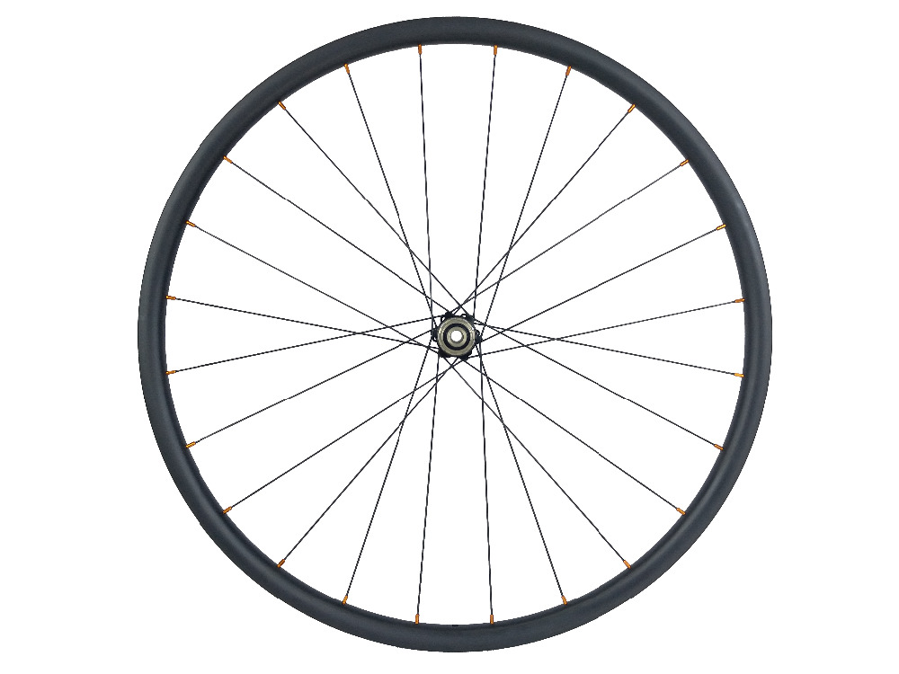 Image 5 - Light weight 1220g 29er MTB XC 30mm x 30mm hookless 24H 28H straight pull carbon wheelset D411SB D412SB 6 bolt or CL disc wheelsBicycle Wheel   -