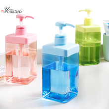 OYOURLIFE 800ml High Capacity Liquid Soap Dispenser Cosmetics Bottles Bathroom Hand Sanitizer Shampoo Body Wash Lotion Bottle