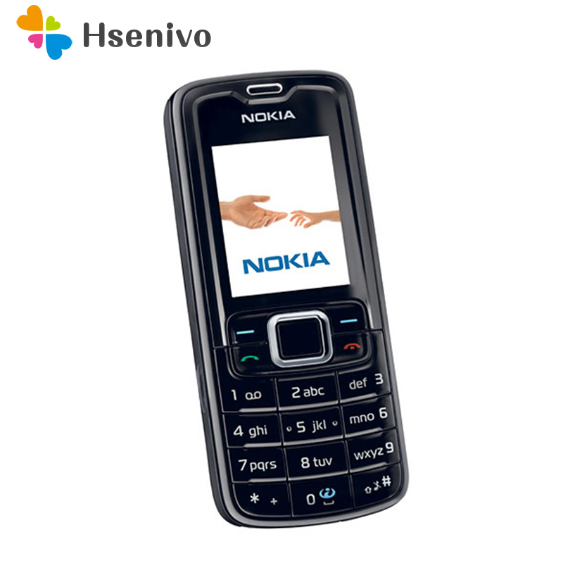 100 Unlocked 3110c Original Nokia 3110 classic Mobile Phone Free Shipping