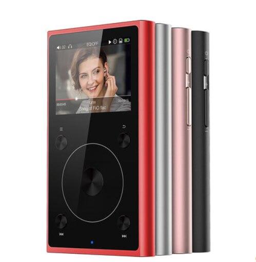 FiiO X1 2nd X1II X1K Génération X1 mise à niveau version DAC Loseless MP3 Bluetooth 4.0 Hifi Portable Lecteur de Musique MP3