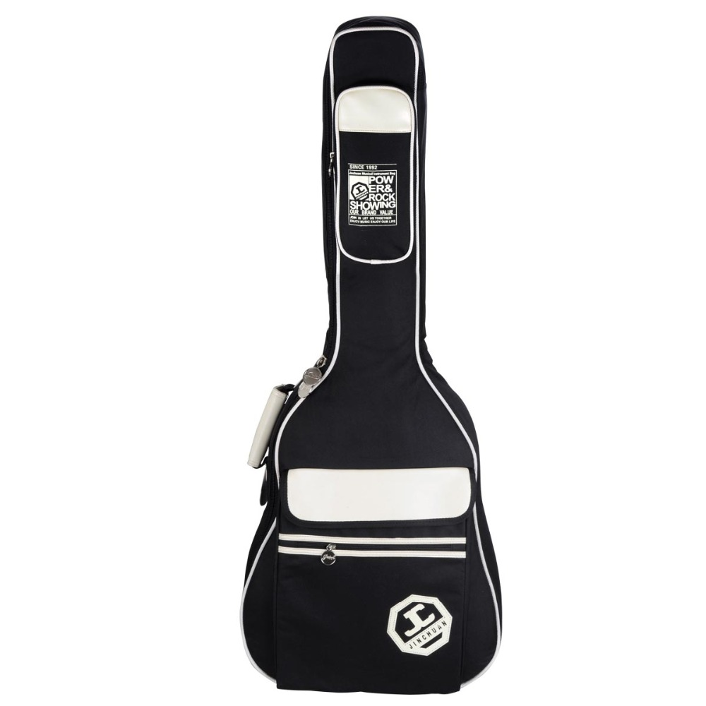 36 39 41 inch Folk guitar package violin guitar bag case 600 d fabric waterproof guitar bag Guitar shoulder bags