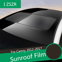 Won't Fade Color Long time Beautiful Sunroof Film For Toyota Camry 2012 2017 Z2CA639