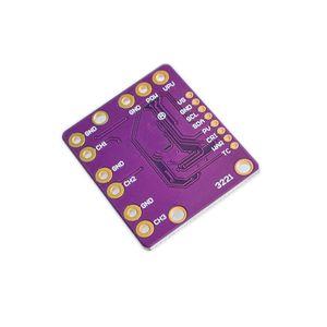Image 3 - INA3221 derivación de Triple canal fuente de alimentación de corriente placa del Monitor de voltaje Módulo de Sensor reemplazar INA219 con pines I2C SMBUS INA3221
