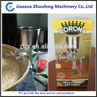 Corn crusher home use wheat soybeans coffee bean cocoa bean pepper grinder ZF