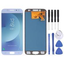 מתכוונן LCD Galaxy J530F/DS 2017 עבור Samsung J5 2017 תצוגת מסך מגע Digitizer J530Y/DS LCD 5.2 אינץ