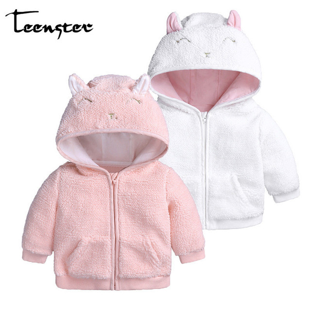 5d2397037285 Teenster Baby Snowsuit Baby Boy Girl Clothes Winter Infant Coat ...