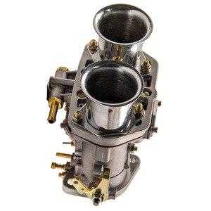 Image 4 - 2шт для Volkswagen для Beetle для VW для Porsche 48IDF w/Air рога карбюратора