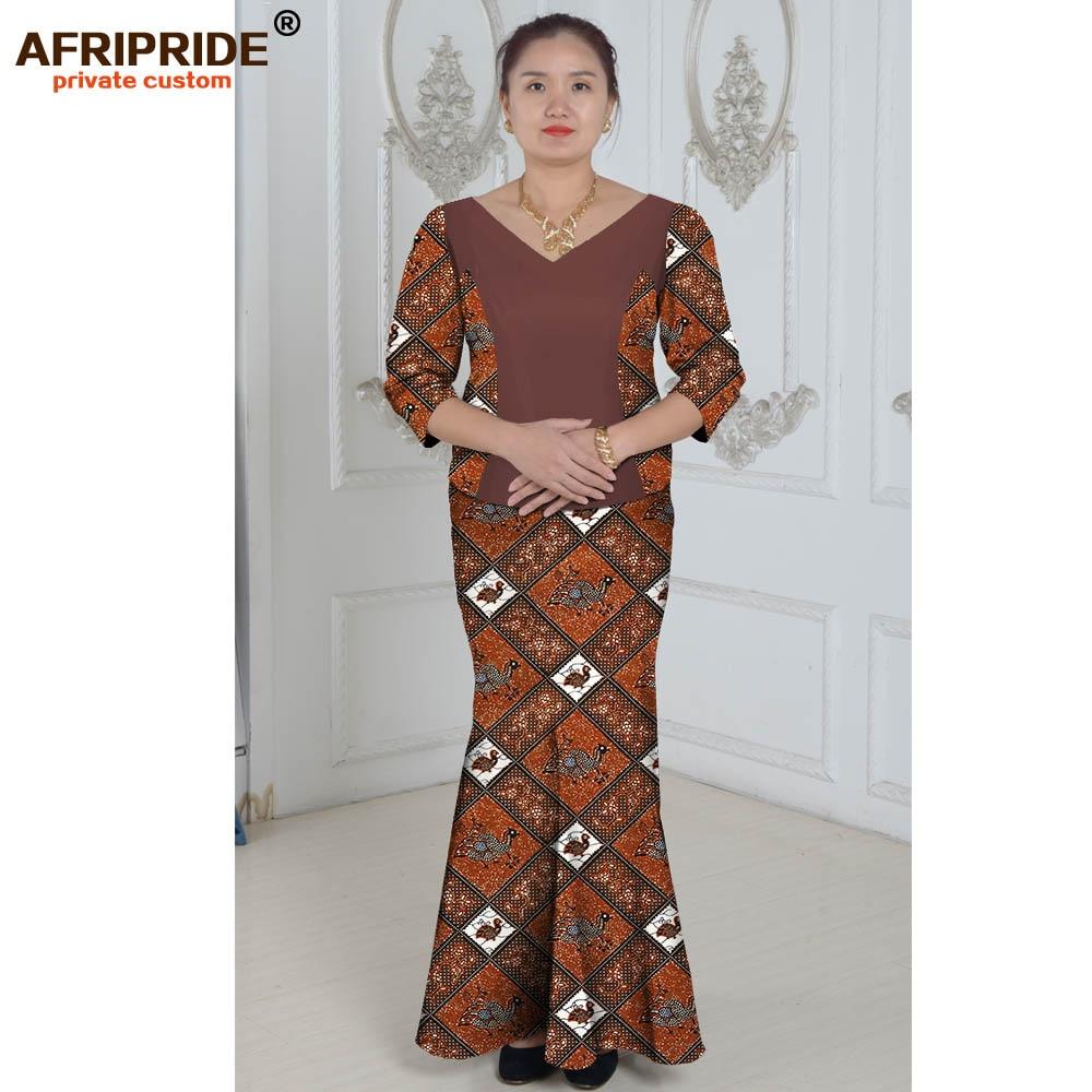 Vêtements africains costume deux pièces costume d'été princesse - Vêtements nationaux - Photo 2
