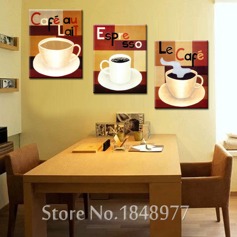 3 Piece Modern Printed Modern Wall Painting art Home Wall Decoration ...