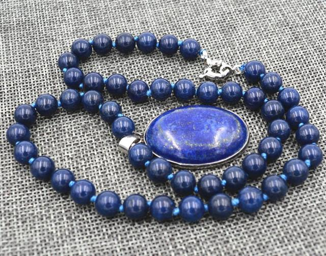lapis more stone item market global koufukunoisi aa for using lazuli product information rakuten pendant en store grade
