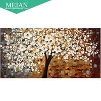 Meian Special Shaped Diamond Embroidery Plant Life 5D Diamond Painting Cross Stitch 3D Diamond Mosaic Decoration