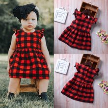 65402a9807aea Popular Baby Dress Red Plaid-Buy Cheap Baby Dress Red Plaid lots ...