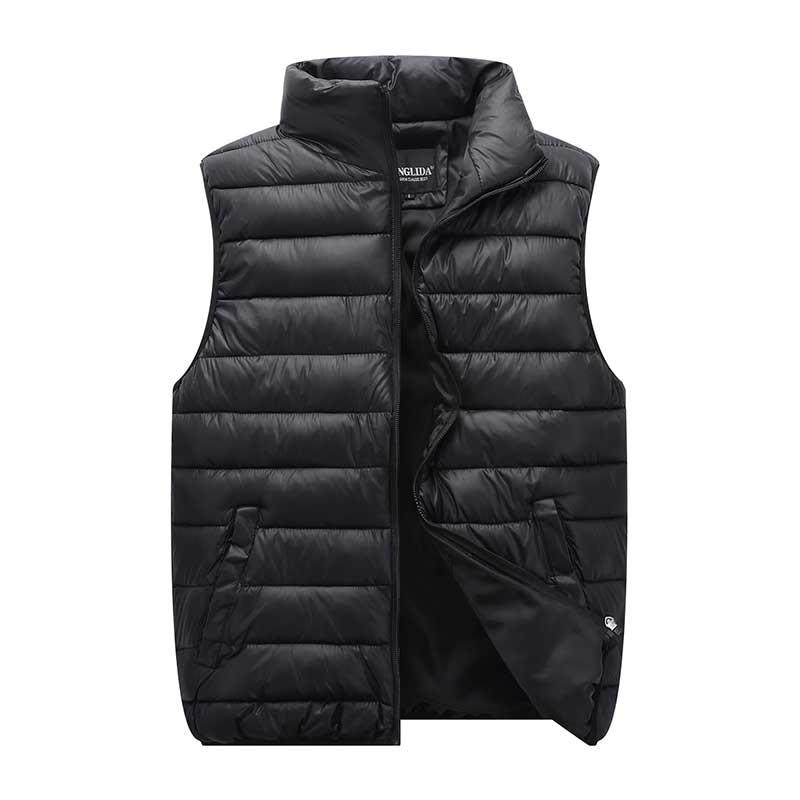 brieuces Vjeshtë dimër Vest Meshkuj Qëndroni modë arift Menifti - Veshje për meshkuj - Foto 2