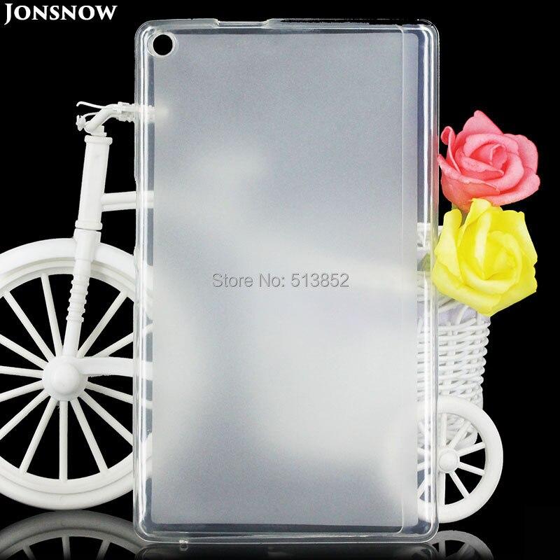 JONSNOW TPU чехол для ASUS Zenpad 8,0 Z380 Z380KL Z380C планшетный ПК высокого качества противоскользящая Мягкая Силиконовая защита