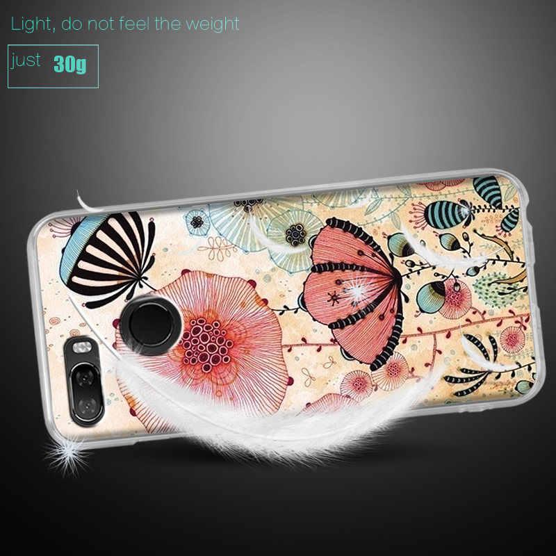 لينة حقيبة غطاء سيليكون لينوفو K5 اللعب L38011 زوي 3.7 4 جرام الأزياء الكرتون لعودة لينوفو K5 اللعب L38011 كوكه Fundas