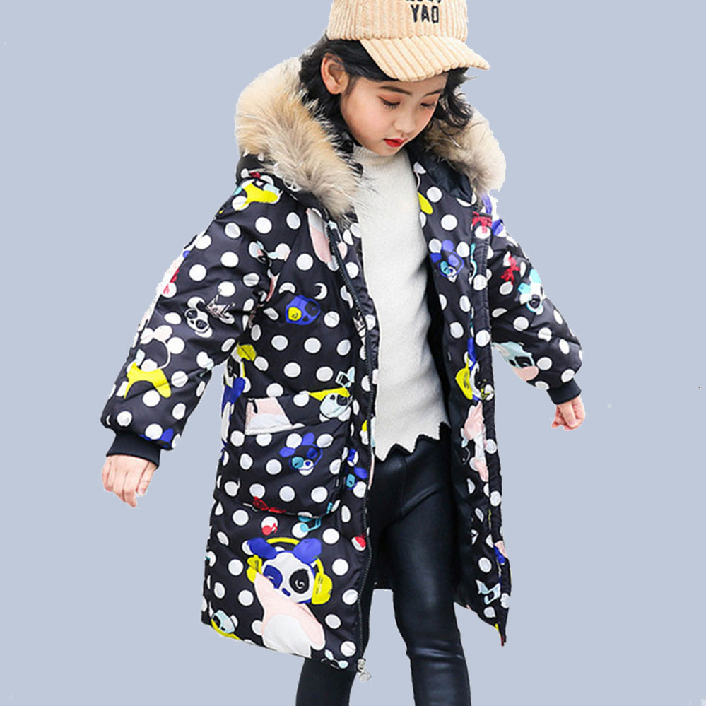 Down Jackets For Teen Girls Thick Children Outerwear Winter 80% White Duck Down Coat Kids Girls Clothes 4 6 8 10 12 14 Years Old xyf8831 girls kids autumn winter down jackets 80