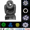 Free&Fast shipping dj disco party lighting 10w spot mini led moving head light dmx stage light christmas wedding led lamp light