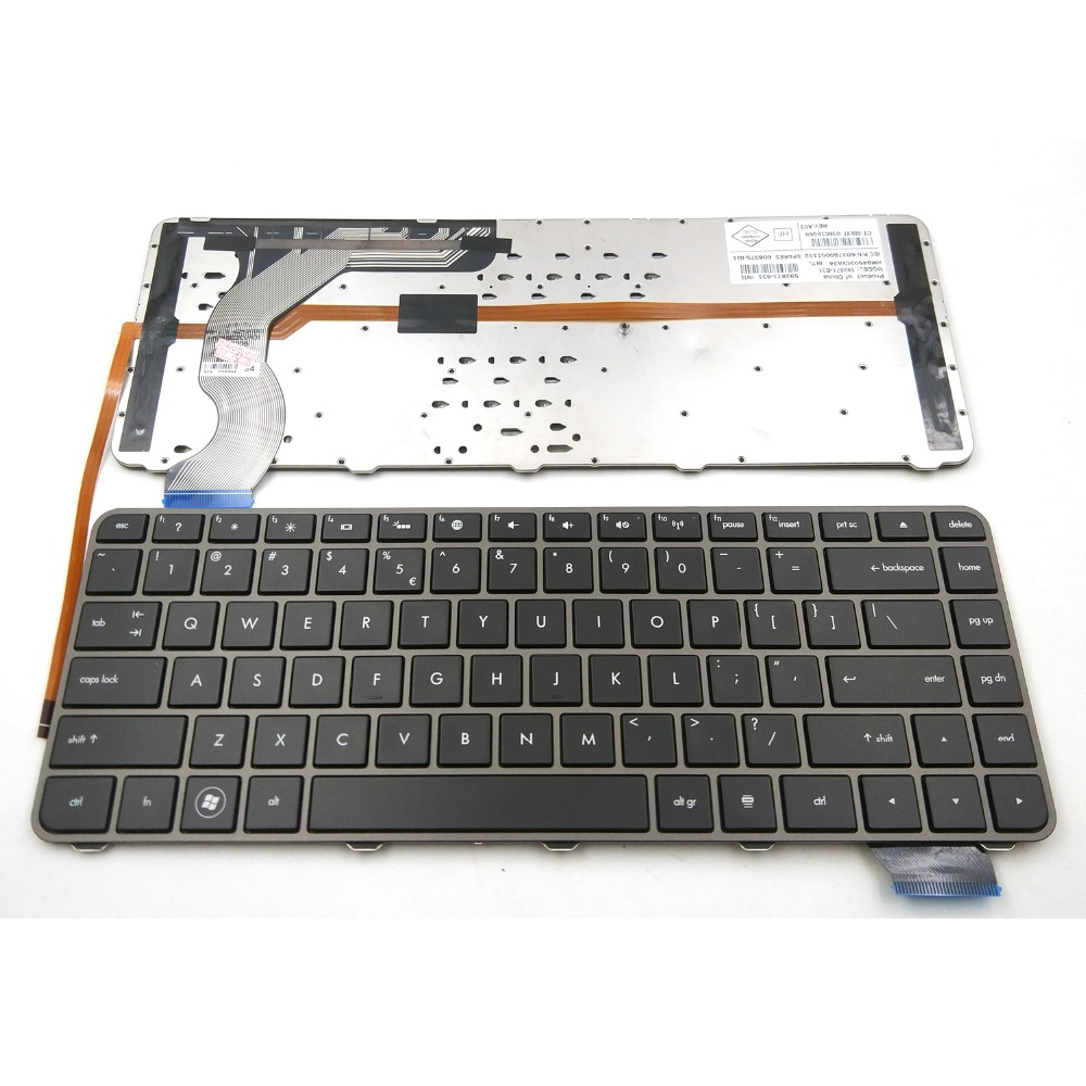 New Laptop Keyboard for hp Envy 14 1200 14 1300 14T 14T 1000 14T 1100 CTO  14T 1200 14T 1300 6037B0051101 608375 001 592871 001-in Replacement  Keyboards from ...
