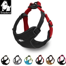 Truelove Reflective Dog Harness Vest Adjustable No Pull Nylon Breathable Walking Dogs Collars and Harnesses