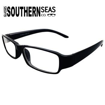 d9ed5c2ecd 1 x gafas de uso diario miopía-Lentes de 1,00 a-6,00 para hombre, mujeres, gafas  de miopía para el hogar y la Oficina negro