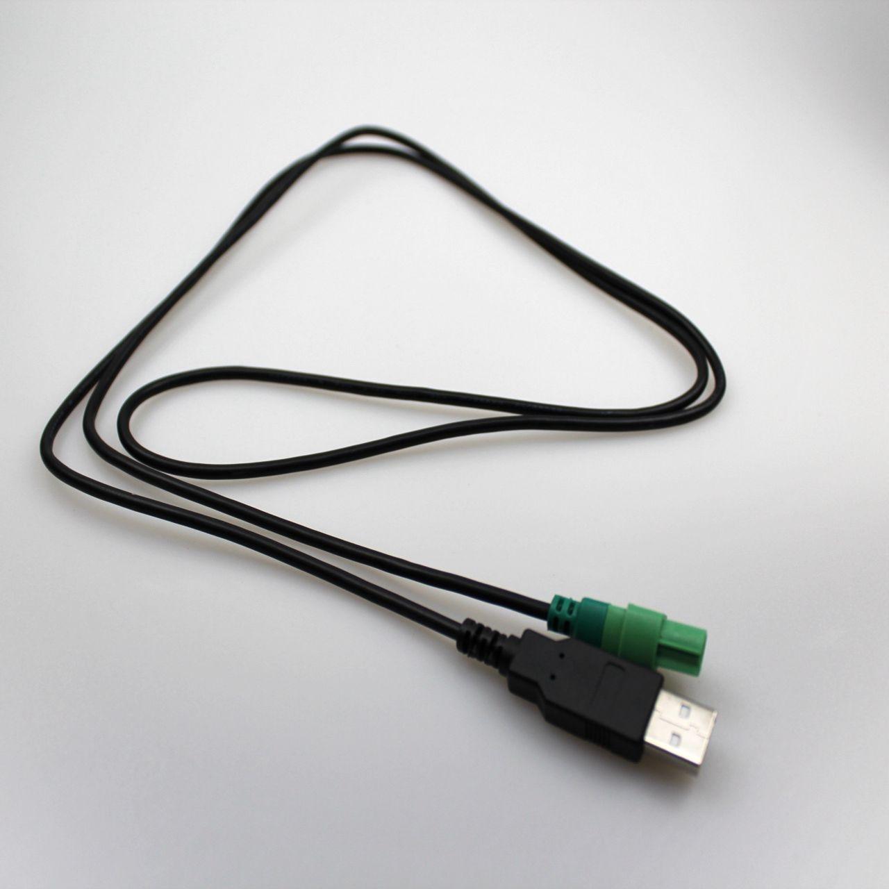 LARBLL նոր USB արական գլուխ 4 փին - Ավտոմեքենաների էլեկտրոնիկա - Լուսանկար 5