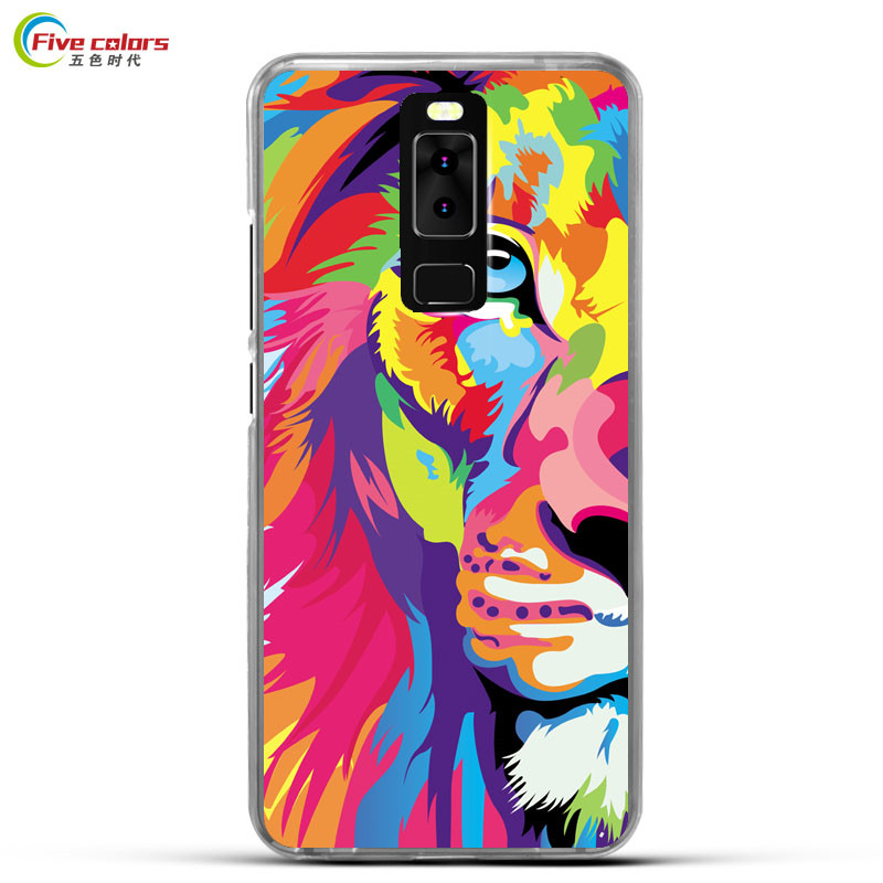 Five Colors Soft TPU Case For Leagoo S8 Silicone Cases Fashion Printed Patterned Leagoo S8 Pro Anti-knock Cover Phone Shell Back