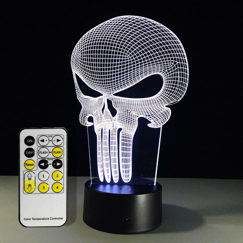 Luzes da Noite 3d holograma ilusão lâmpada de Marca : Feimefeiyou