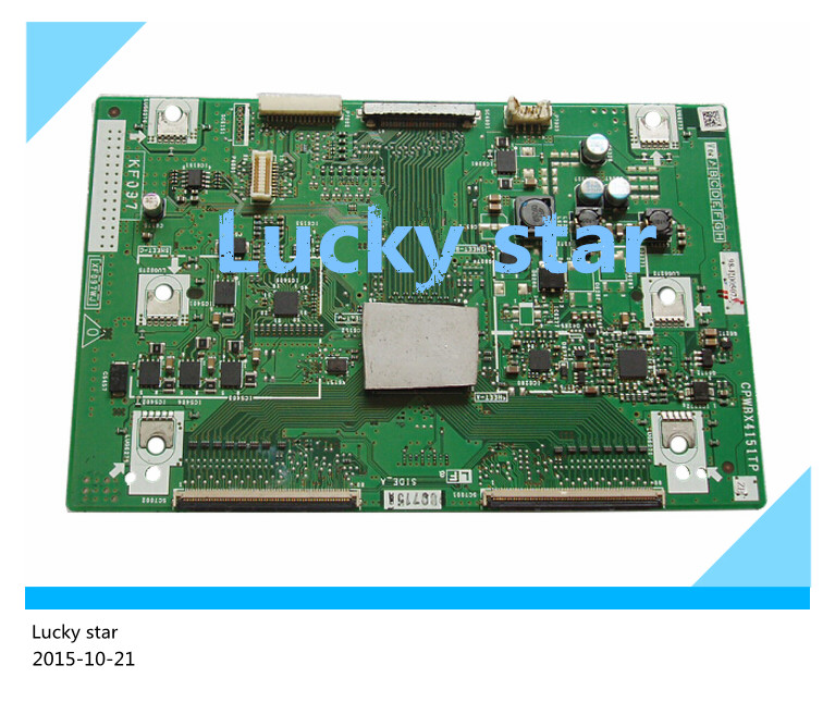 98% new good working High-quality original for board CPWBX4151TP screen LK460D3LW80X T-con logic board 2pcs/lot henny penny