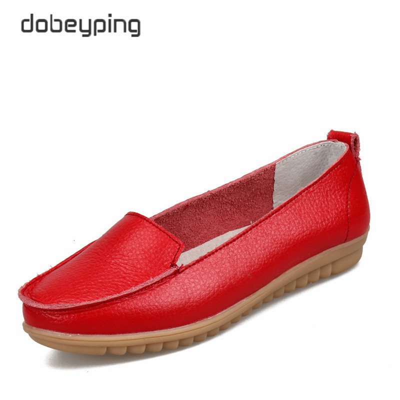 New Design Fashion Women's Casual Shoes Genuine Leather Women Flats Shoe Soft Slip On Female Loafers Ladies Driving Shoe Woman new fashion luxury women flats buckle shallow slip on soft cow genuine leather comfortable ladies brand casual shoes size 35 41