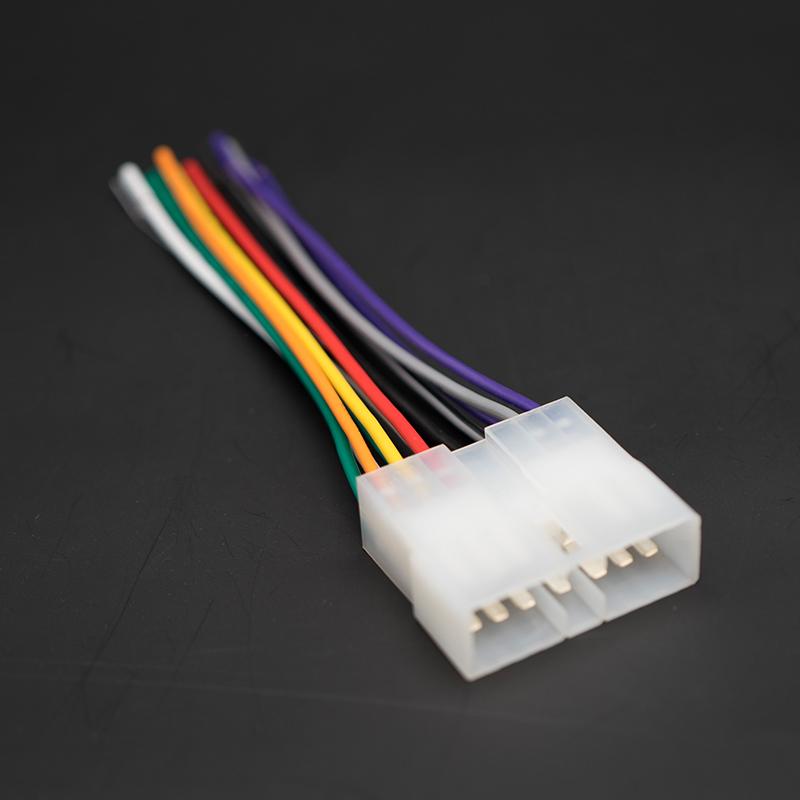 isuzu radio wiring for isuzu car auto stereo cd player radio wire harness adapter isuzu npr radio wiring diagram isuzu car auto stereo cd player radio
