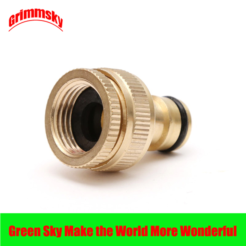 50pcs 6mm Male Thread Single Barbed 4//7mm PVC Hose Micro Irrigation Connector