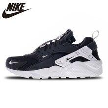 33c59ea5f184 NIKE AIR HUARACHE RUN ZIP QS Running Shoes Sneakers Sports for Men BQ6164- 001 40