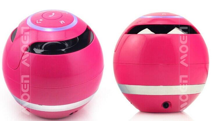 Bluetooth Speaker Juhtmeta käed vaba helistamine FM TF kaardi - Kaasaskantav audio ja video - Foto 2