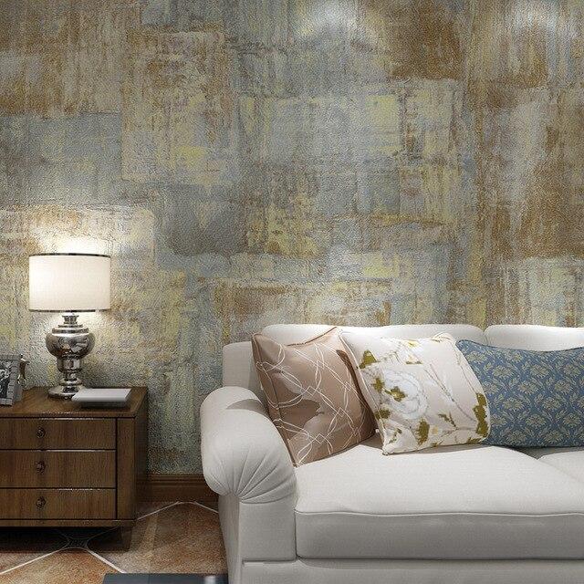 Wunderbar Mittelmeer Streifen Vintage Viny Tapete Papel De Parede 3D Moderne  Wohnzimmer Kunst Wand Papier Für Hintergrund