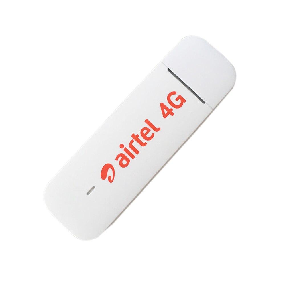 Débloqué Huawei E3372 E3372h-607 4G LTE 150 Mbps Modem USB Dongle USB Soutenir Tous Les Bande + 2 pièces CRC 4G Antenne