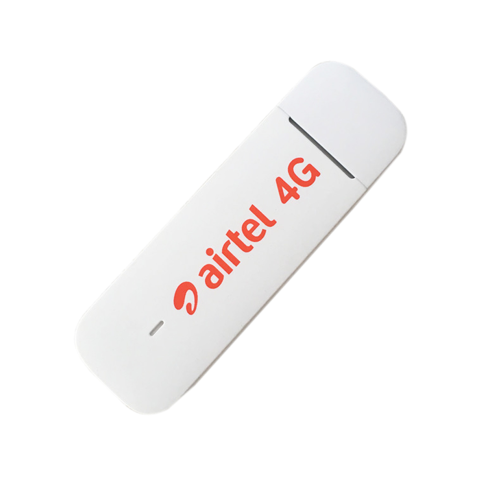 Unlocked Huawei E3372 E3372h-607 4G LTE 150Mbps USB Modem USB Dongle Support All Band + 2pcs CRC 4G Antenna