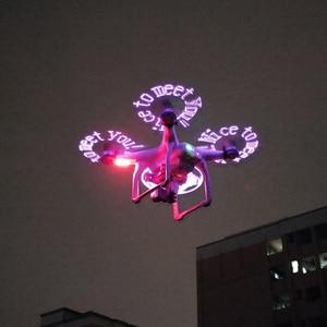 Image 3 - STARTRC DJI פנטום 3 פרו Drone LED פלאש מילת עבור DJI פנטום 3 פרו drone מדחפים USB מטען נטענת להבים