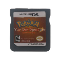 Nintendo NDS Video Game Cartridge Console Card Pokemon Series HeartGold USA English Language Version